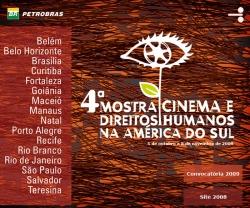 4ª Mostra Cinema e Direitos Humanos na América do Sul